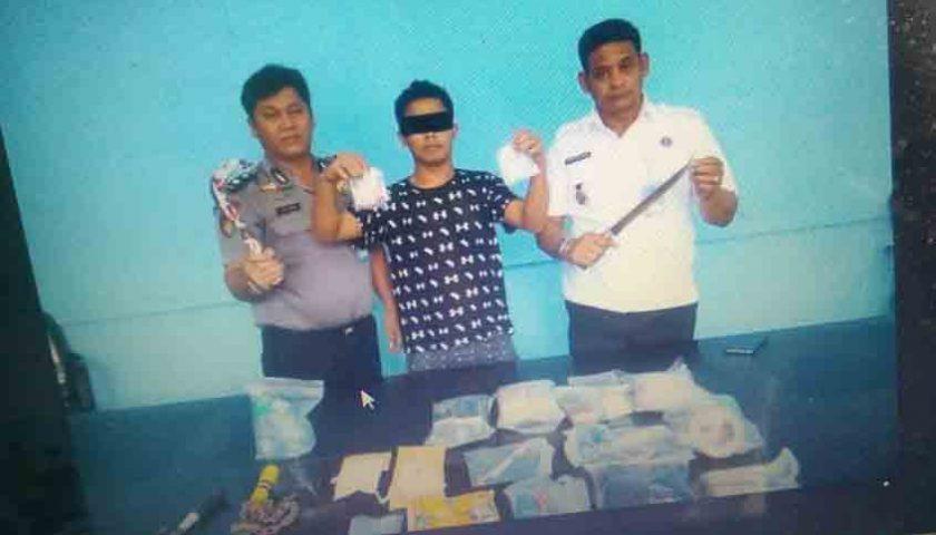 Buronan BNNK Karo Tertangkap di Medan