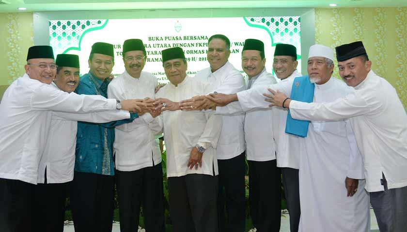 Gubsu: Ramadhan Momentum Mempererat Persatuan dan Kesatuan