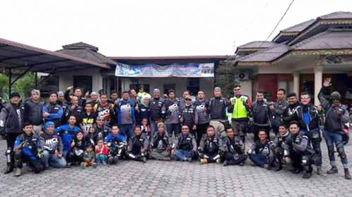 Komunitas Yamaha Nmax Club Indonesia (YNCI)  Medan Chapter