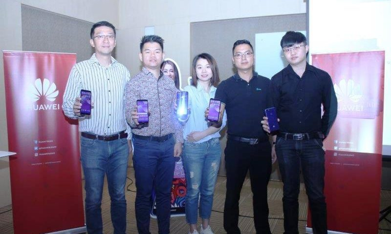 Miliki Kamera Selfie Profesional, Huawei Nova 2 Lite Optimis Rebut Pangsa Pasar Smartphone di Kota Medan