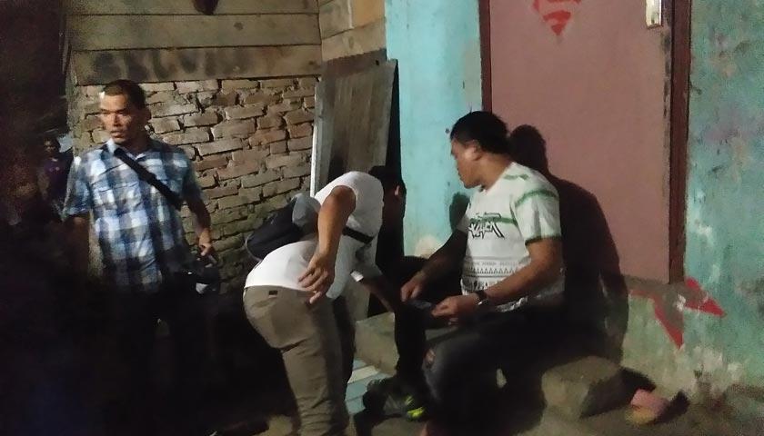 Sepasang Kekasih Pengedar Sabu Terjaring Razia Pekat, Belasan Paket Diamankan Polisi