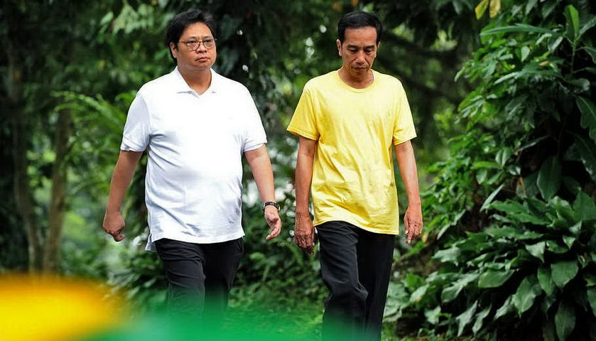 Sudah Lama 'Mesra' dengan AH, Jokowi Sambut Pertemuan SBY-Prabowo