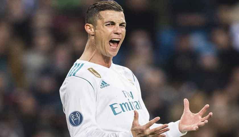 CR7 Ancam Tinggalkan Real Madrid