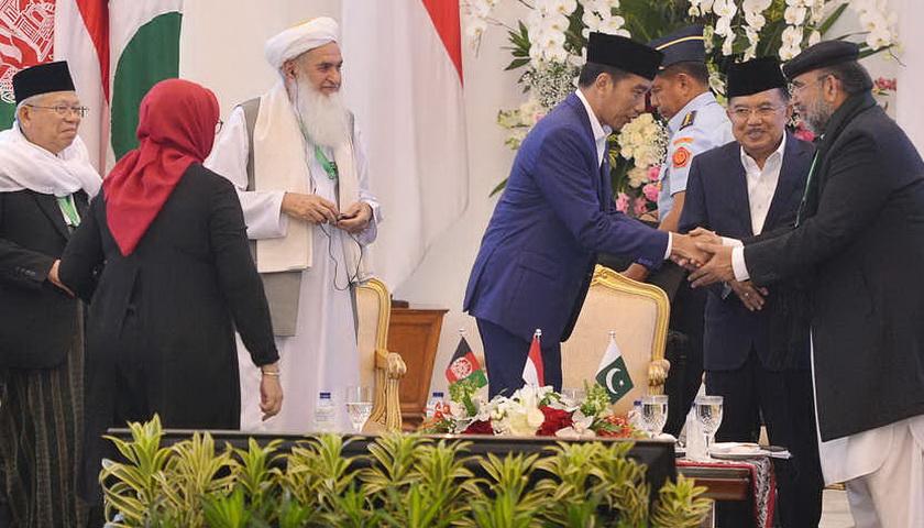 Jokowi Minta Negara Lain tak Mengikuti Amerika
