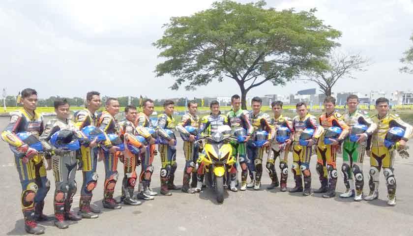 Komunitas Aerox155 Riders  Club Indonesia(ARCI) Chapter Medan