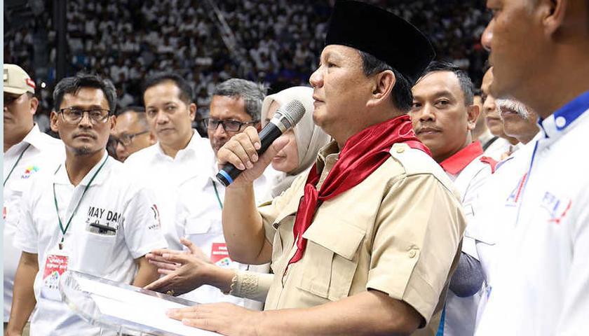 Dipungut Bayaran, KSPI Dukung Prabowo Bukan Hal Baru