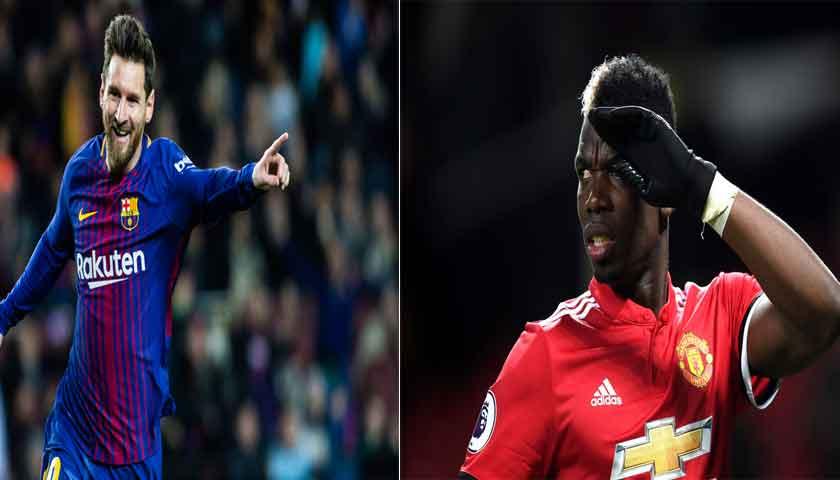 Lionel Messi Tak Menginginkan Paul Pogba ke Barcelona