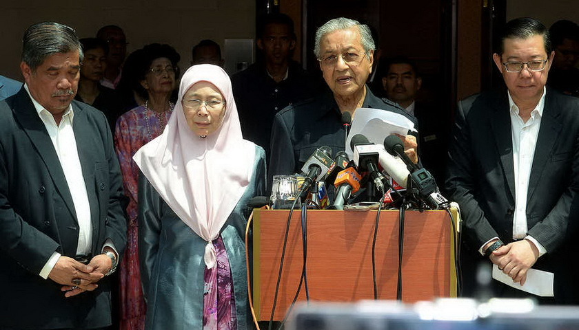 Apartemen Rajib Digerebek, Mahathir dan Anwar Bahas Kabinet