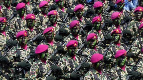 JAD Belum Dilarang, Marinir Terpanggil Ikut Berantas Teroris