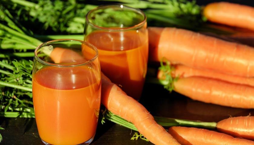tips menghilangkan jerawat dengan wortel