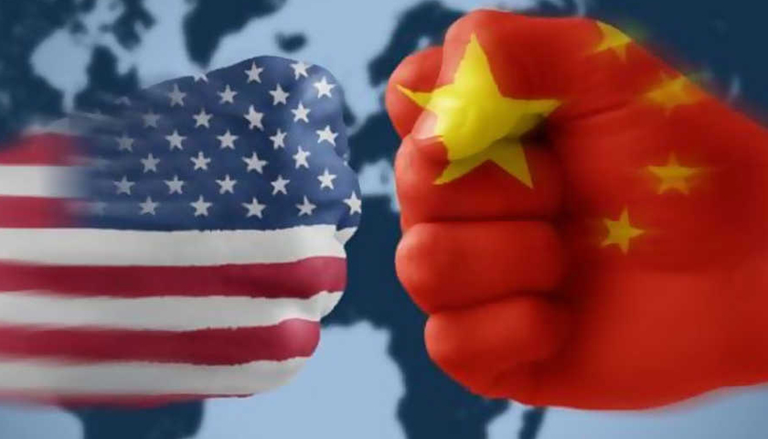Perang Dagang Kembali Memanas, China Usir Kapal Perang AS