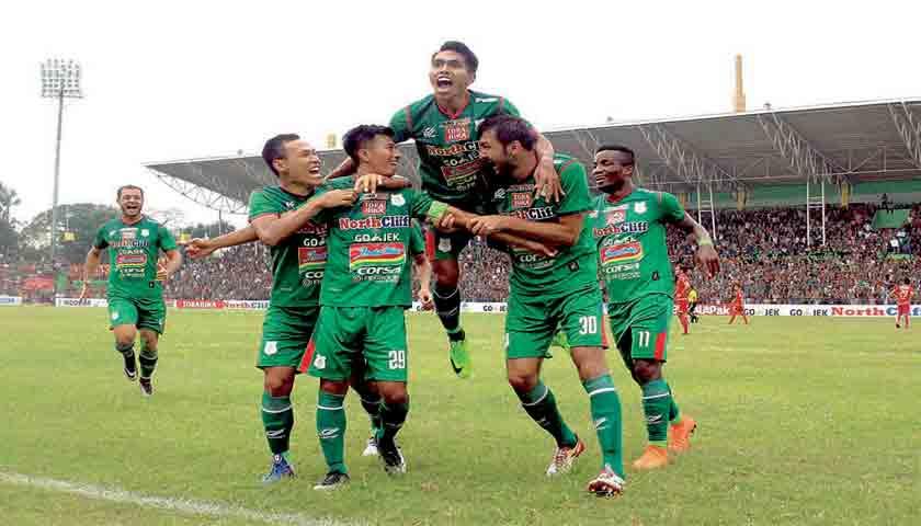 Geser Persib, PSMS Medan Petik Kemenangan 2-0 dari Arema FC