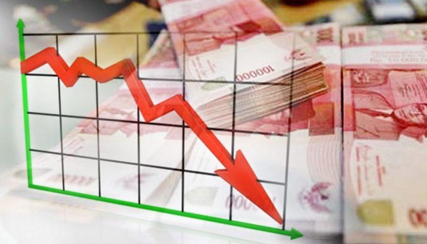 Dolar Tembus Rp 14.156, Rupiah Terjun Bebas