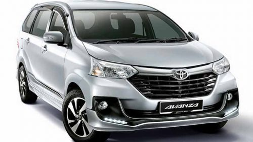 Simulasi harga kredit Toyota Avanza Medan