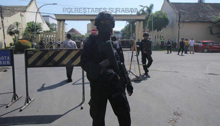 Teror Bom di Surabaya, 13 Pelaku dari 3 Keluarga Tewas