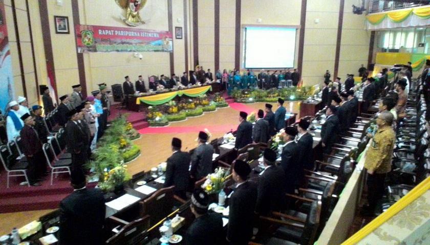 HUT Kota Medan, Dewan Minta Pemko Tingkatkan Kinerja