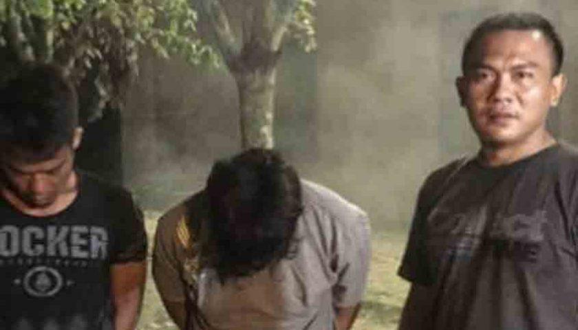 Dua Pria Pengedar Sabu Terpaksa Lebaran di Penjara