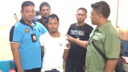 Tukang Kusuk Keliling Nyambi Jadi Pencuri Kotak Infaq Masjid