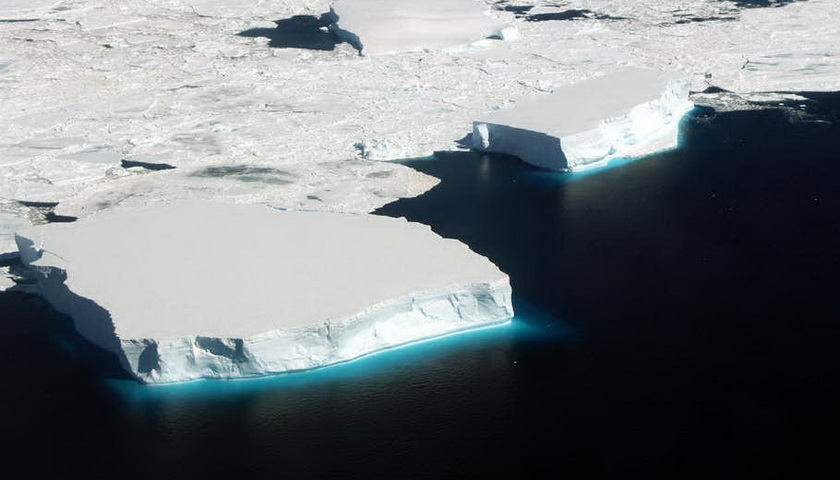 Temuan Baru, Antartika Meleleh Meningkat Tiga Kali Lipat