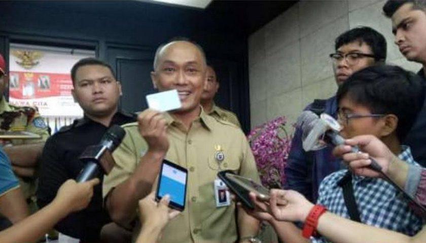 e-KTP yang Tercecer di Bogor Cetakan Tahun 2012-2013