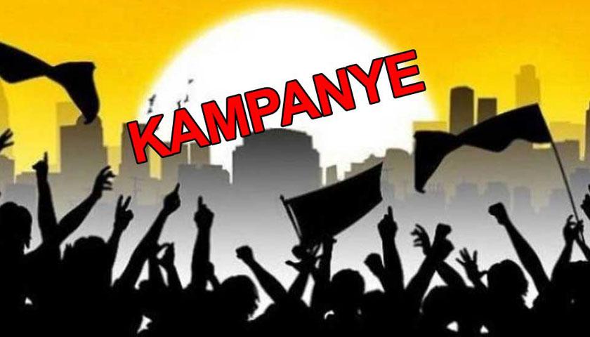 KPU Minta Aktivitas Kampanye Dihentikan