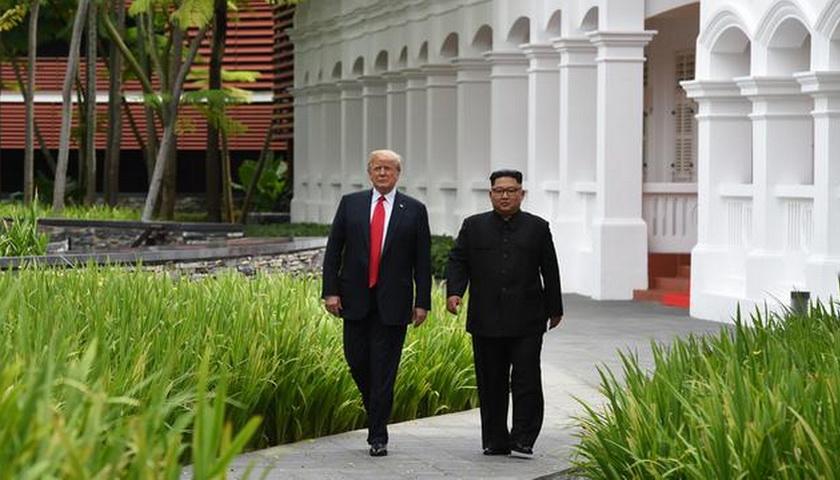 Peringatan Iran untuk Kim Jong-un: Jangan Percaya Donald Trump