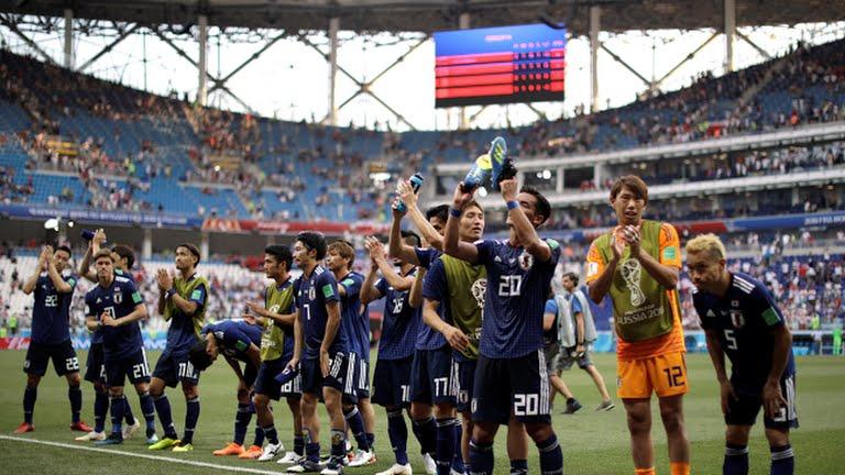 Walau Kalah Jepang Wakil Asia di Babak 16 Besar Piala Dunia 2018