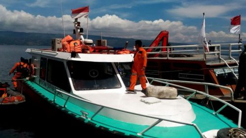 Ada Dua Objek Ditemukan di Dasar Danau Toba