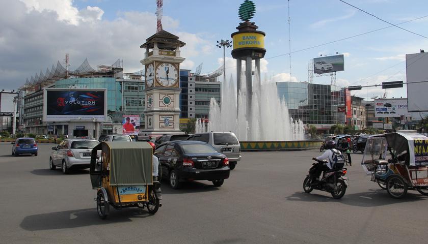 Infrastruktur dan Ruang Hijau Kota Medan Belum Layak