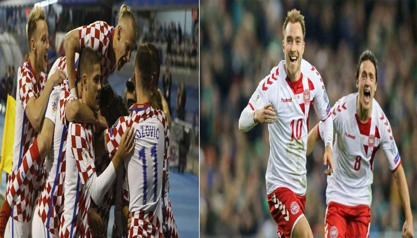 Prediksi Piala Dunia Kroasia vs Denmark 2 Juli 2018
