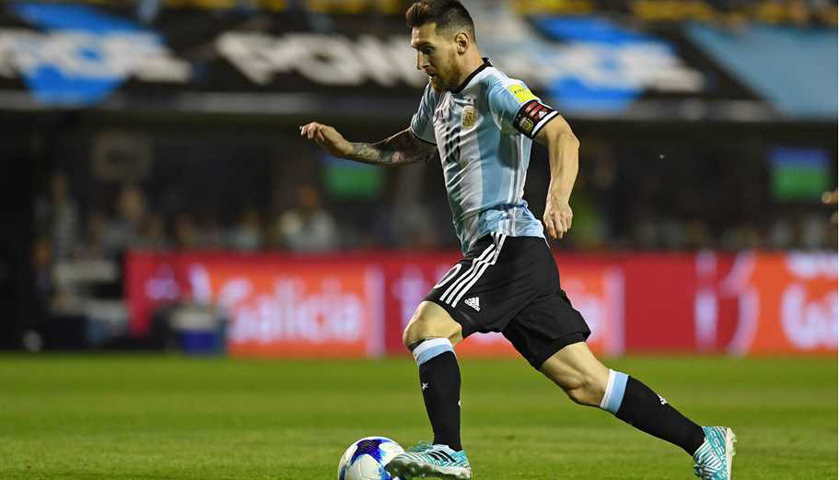 Nigeria Bertekad Buat Messi Mainkan Laga Terakhir