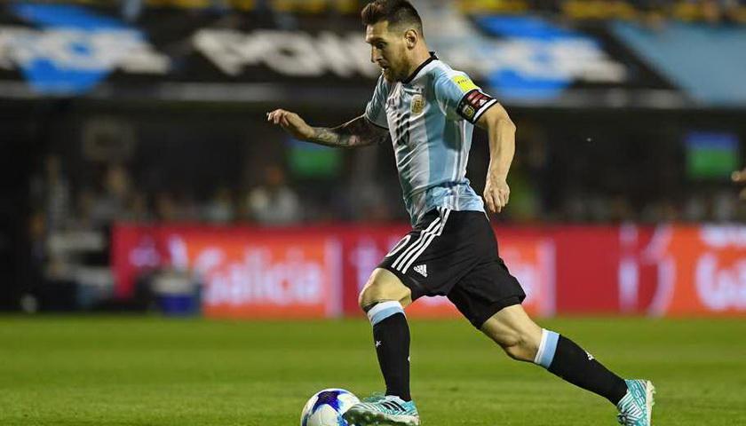 Kehadiran Messi Ubah Wajah Kota Kecil di Rusia