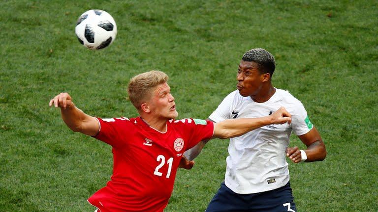 Bermain Imbang, Perancis dan Denmark ke 16 Besar Piala Dunia 2018
