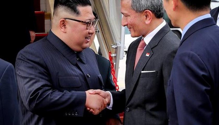 Ke Singapura, Kim Jong-un Kembali Bawa Toilet Pribadi