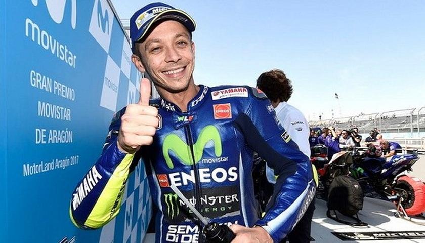 Legenda MotoGP ini tak Rela Rossi Pensiun