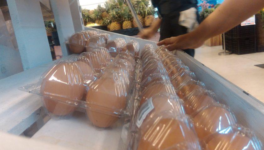 Akibat Pasokan Menurun, Harga Cabai dan Telur di Cimahi Meroket