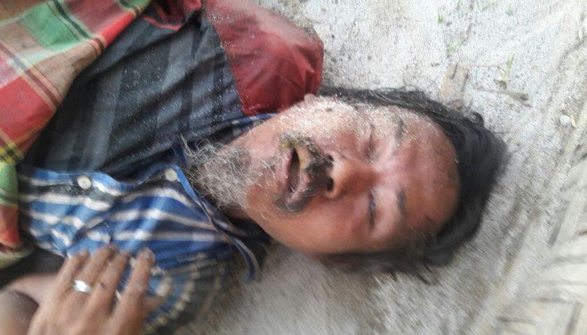 Batubara Gempar..!!! Mayat Mr X Tersiram Pasir di Bukit Tujuh Limapuluh