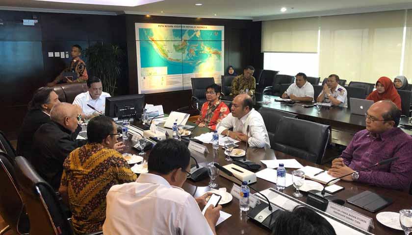 Bupati Taput Komit Percepatan Pengembangan Infrastruktur Pendukung Destinasi Pariwisata Danau Toba