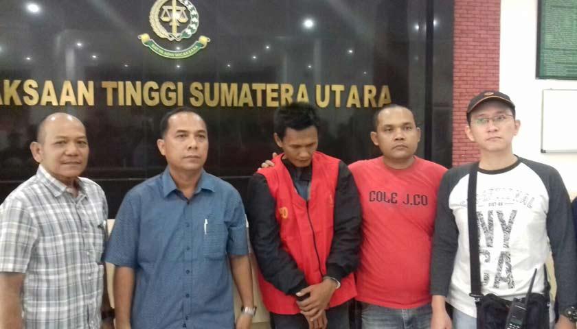 Buron Setahun, Tersangka Kasus Korupsi Disdik Binjai Rp1,2 Miliar Jadi Sopir Hotel