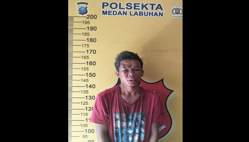 Curi Kabel Milik PLN, Pria Pengangguran Diangkut Polisi