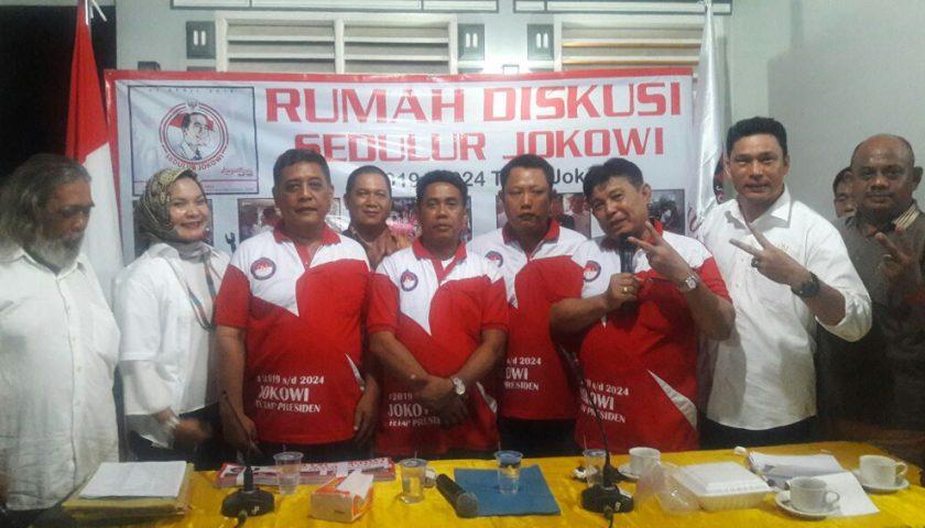 Jansen Leo Siagian Jadi Korwil Sedulur Jokowi Sumut