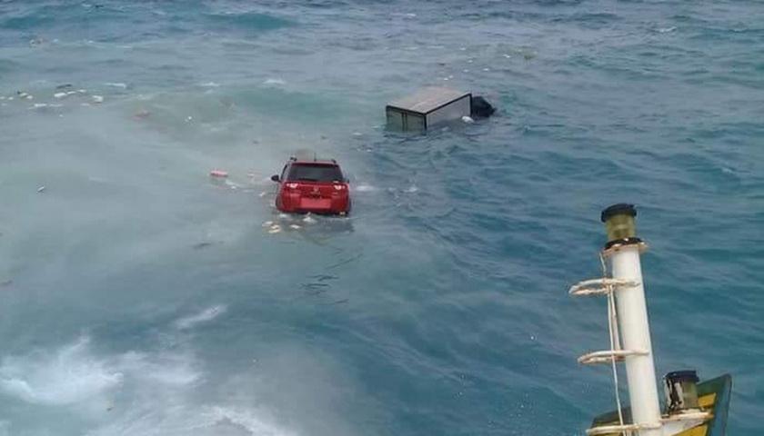 Korban tewas KM Lestari Tenggelam di Selayar 29 Orang