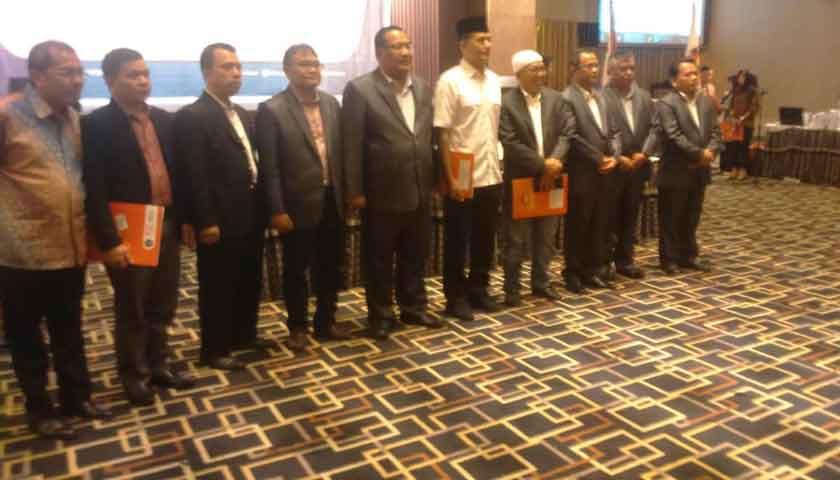 KPU Sumut Tetapkan Edy-Ijeck Sebagai Gubernur-Wakil Gubernur Terpilih