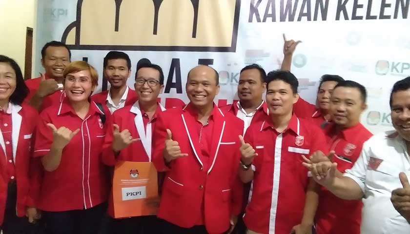 PKPI Sumut Target 6 Kursi ke DPRD Sumut