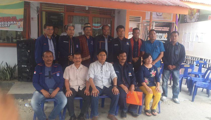Partai NasDem Samosir Mendaftar ke KPU