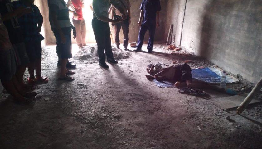 Geger..!!! Warga Samosir Tewas Terkapar di Perumahan Medan Hill