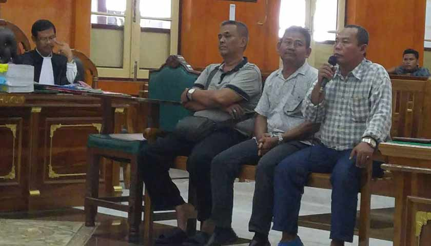 Rebutan Lahan 32 Hektar, Oknum Mengatasnamakan Alwashliyah Pengaruhi Warga