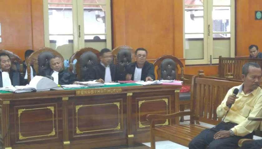 Sidang Lanjutan Eks HGU PTPN II, Saksi Akui Ada Oknum Yang Ingin Jerumuskan Terdakwa