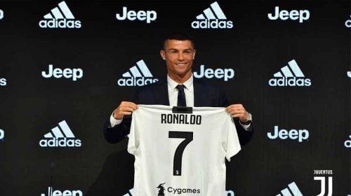 Cristiano Ronaldo: Juventus Miliki Pelatih dan Presiden Klub Paling Top