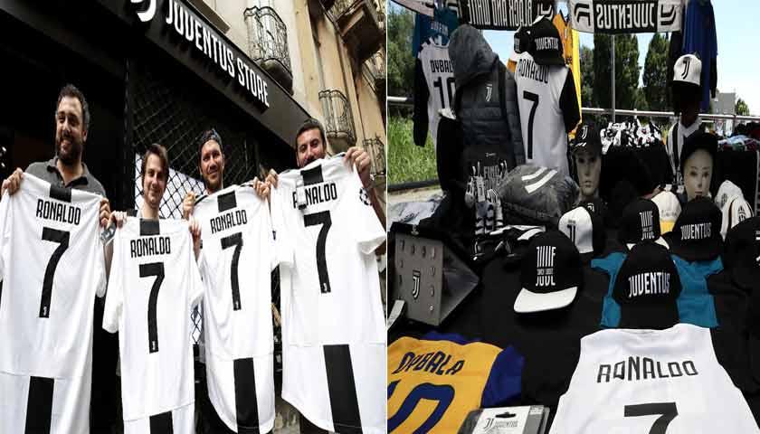 Berkat Cristiano Ronaldo Saham Juventus Naik 34 Persen